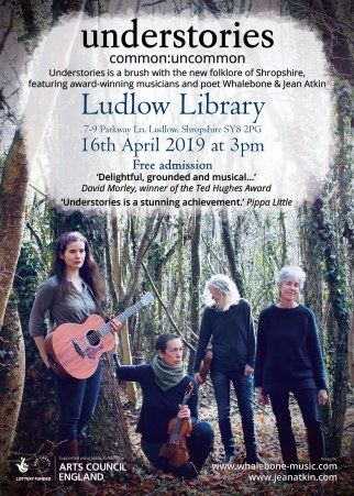 Understories Ludlow Poster