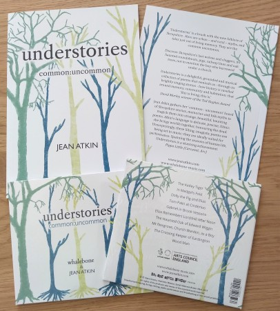 Understories pamphlet + cd