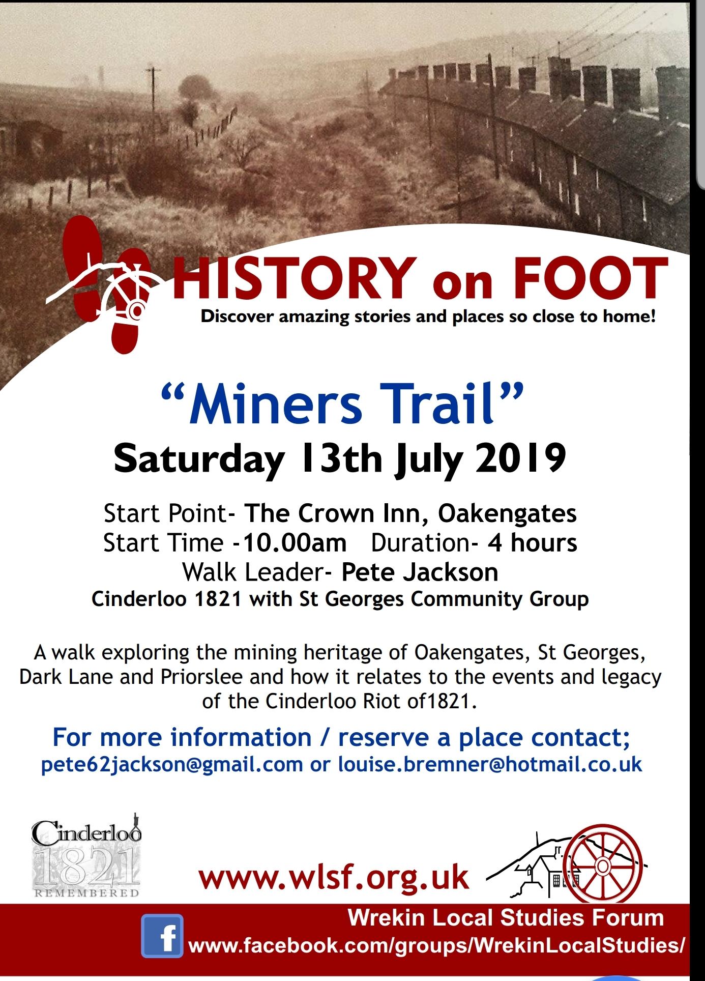 Miners Trail